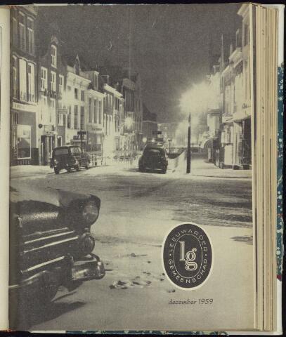 Leeuwarder Gemeenschap 1959-12-01