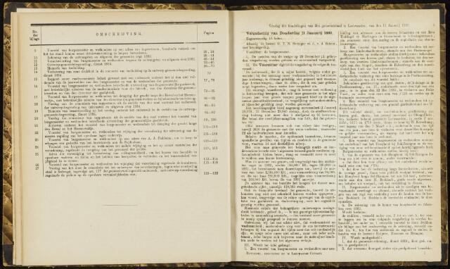 Raadsverslagen van de gemeente Leeuwarden, 1865-2007 (Notulen) 1883