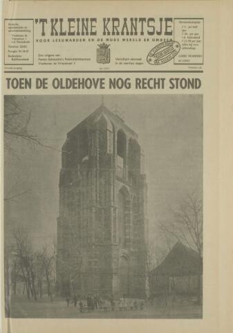 't Kleine Krantsje, 1964-1997 1971-01-16