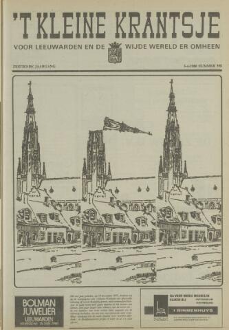't Kleine Krantsje, 1964-1997 1980-04-05
