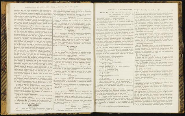 Raadsverslagen van de gemeente Leeuwarden, 1865-2007 (Notulen) 1870-10-03
