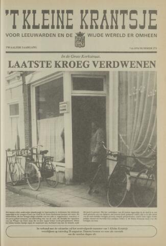 't Kleine Krantsje, 1964-1997 1976-08-07