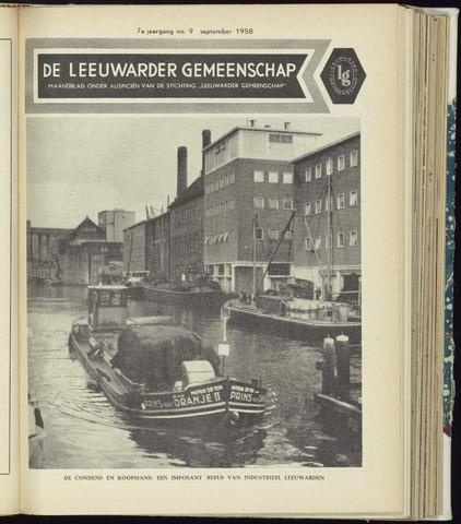 Leeuwarder Gemeenschap 1958-09-01