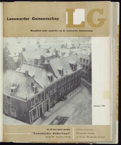 Leeuwarder Gemeenschap 1963