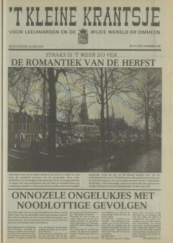 't Kleine Krantsje, 1964-1997 1983-09-10