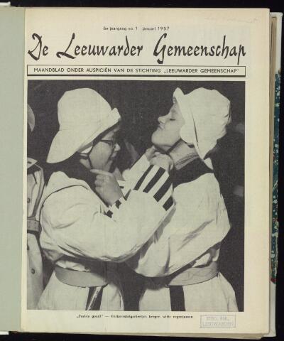 Leeuwarder Gemeenschap 1957-01-01