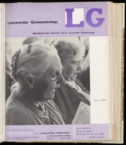 Leeuwarder Gemeenschap 1968