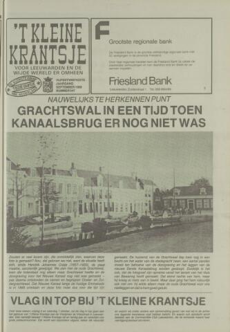 't Kleine Krantsje, 1964-1997 1989-09-01