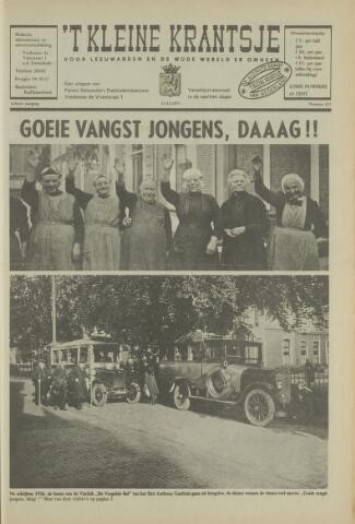 't Kleine Krantsje, 1964-1997 1971-12-11