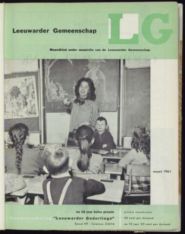 Leeuwarder Gemeenschap 1961-03-01