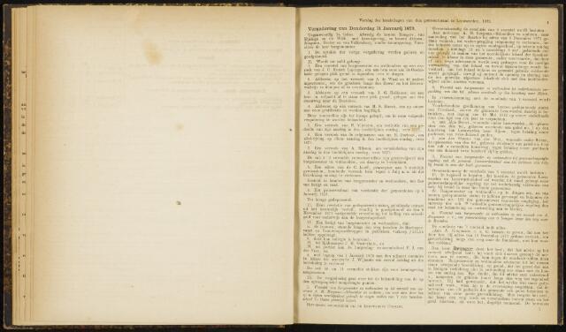 Raadsverslagen van de gemeente Leeuwarden, 1865-2007 (Notulen) 1872