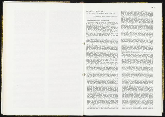 Raadsverslagen van de gemeente Leeuwarden, 1865-2007 (Notulen) 1968-02-26