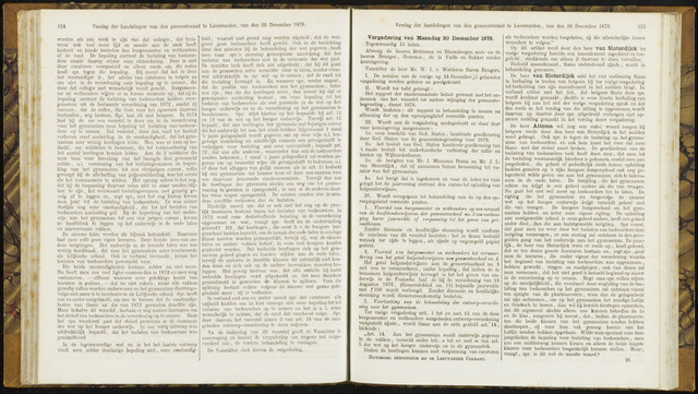 Raadsverslagen van de gemeente Leeuwarden, 1865-2007 (Notulen) 1878-12-30