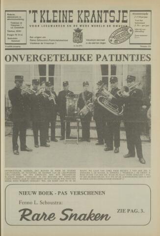 't Kleine Krantsje, 1964-1997 1975-10-11