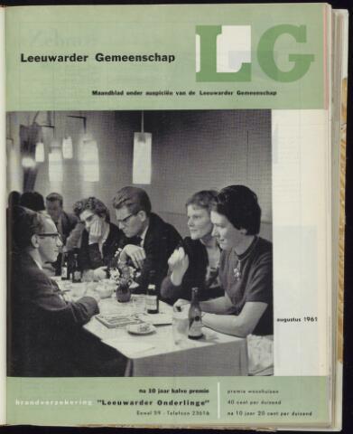 Leeuwarder Gemeenschap 1961-08-01