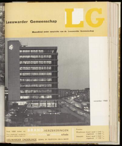 Leeuwarder Gemeenschap 1968-11-01