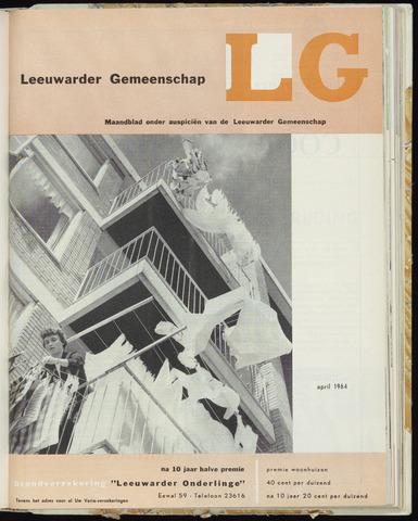Leeuwarder Gemeenschap 1964-04-01