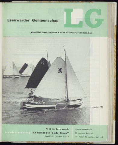 Leeuwarder Gemeenschap 1963-08-01