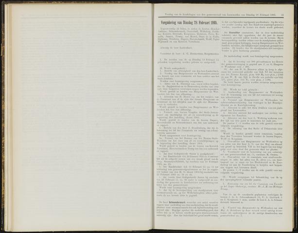 Raadsverslagen van de gemeente Leeuwarden, 1865-2007 (Notulen) 1905-02-28