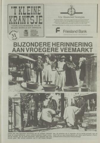 't Kleine Krantsje, 1964-1997 1996-06-01