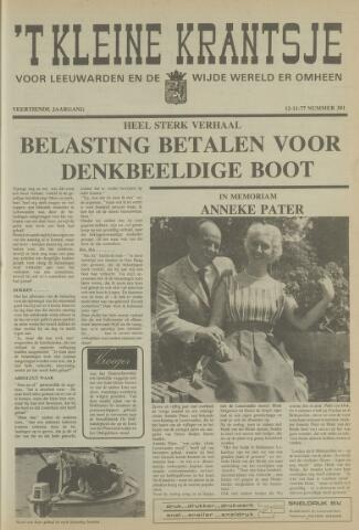 't Kleine Krantsje, 1964-1997 1977-11-12