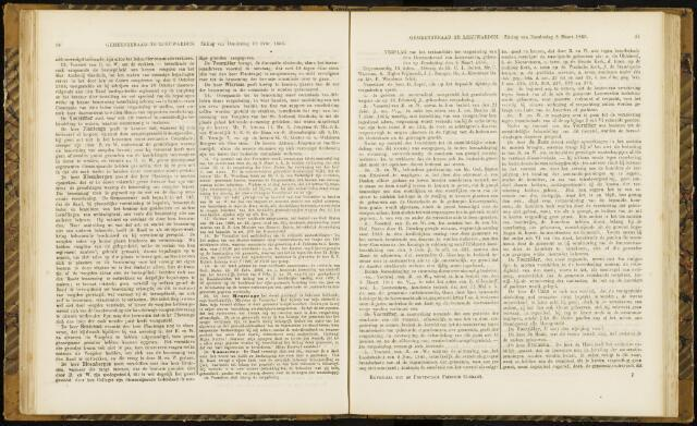 Raadsverslagen van de gemeente Leeuwarden, 1865-2007 (Notulen) 1866-03-08