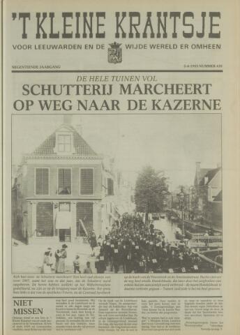 't Kleine Krantsje, 1964-1997 1983-04-02
