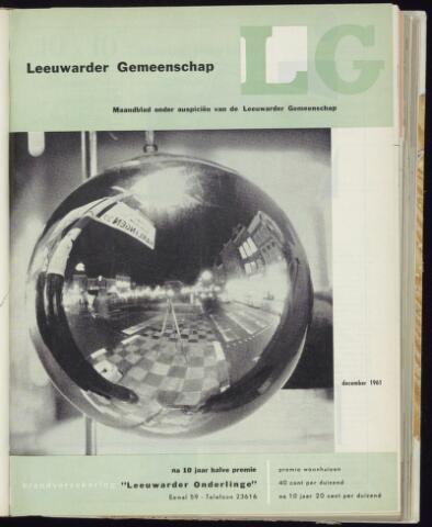 Leeuwarder Gemeenschap 1961-12-01