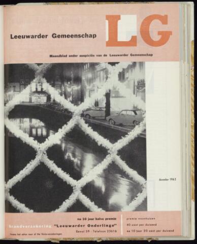 Leeuwarder Gemeenschap 1963-12-01