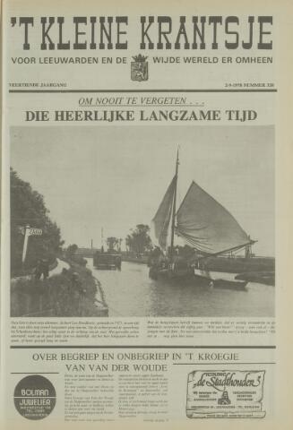 't Kleine Krantsje, 1964-1997 1978-09-02