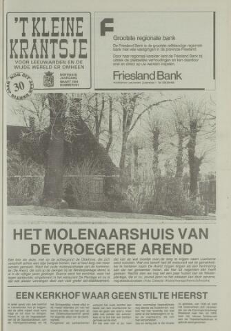 't Kleine Krantsje, 1964-1997 1994-03-01