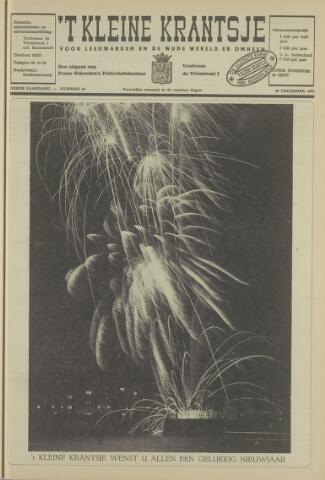 't Kleine Krantsje, 1964-1997 1966-12-28