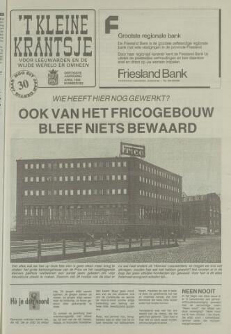 't Kleine Krantsje, 1964-1997 1994-04-01