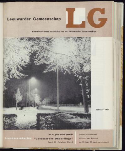 Leeuwarder Gemeenschap 1963-02-01