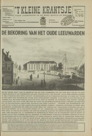 't Kleine Krantsje, 1964-1997 1969-11-15
