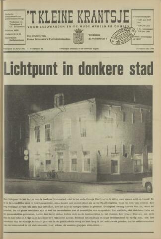 't Kleine Krantsje, 1964-1997 1966-02-09