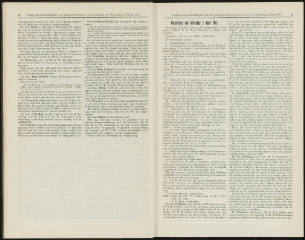 Raadsverslagen van de gemeente Leeuwarden, 1865-2007 (Notulen) 1941-04-02