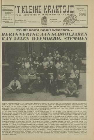 't Kleine Krantsje, 1964-1997 1969-10-18