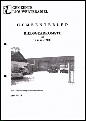 Notulen van de gemeenteraad van Leeuwarderadeel 2011-05-19