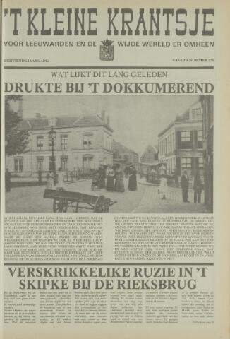 't Kleine Krantsje, 1964-1997 1976-10-09
