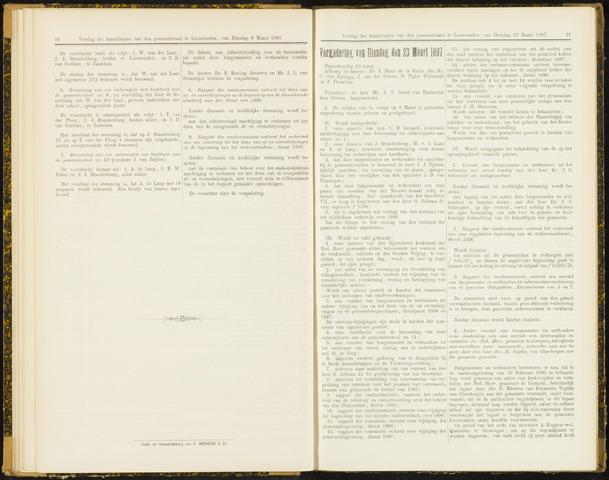 Raadsverslagen van de gemeente Leeuwarden, 1865-2007 (Notulen) 1897-03-23