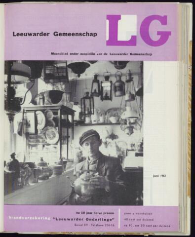 Leeuwarder Gemeenschap 1963-06-01