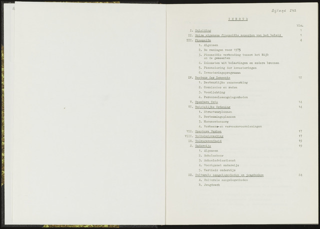 Raadsverslagen van de gemeente Leeuwarden, 1865-2007 (Bijlagen) 1974-01-01