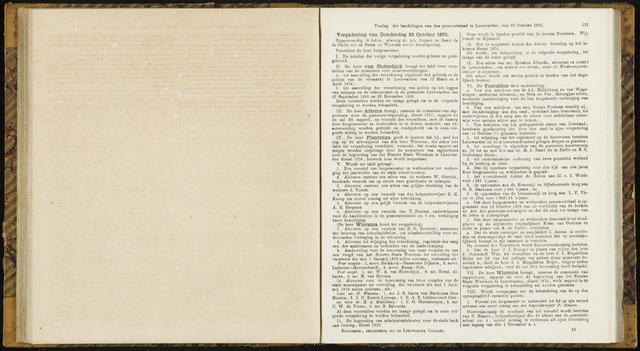 Raadsverslagen van de gemeente Leeuwarden, 1865-2007 (Notulen) 1875-10-28