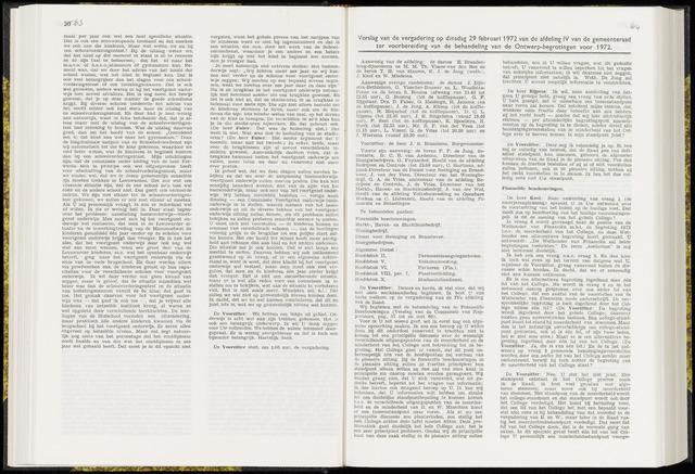 Raadsverslagen van de gemeente Leeuwarden, 1865-2007 (Notulen) 1972-02-29