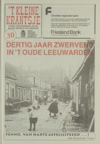 't Kleine Krantsje, 1964-1997 1994-10-01
