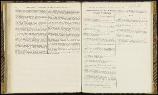 Raadsverslagen van de gemeente Leeuwarden, 1865-2007 (Bijlagen) 1870-01-01