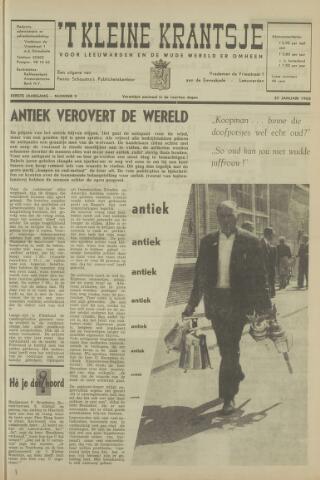 't Kleine Krantsje, 1964-1997 1965-01-27
