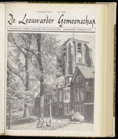 Leeuwarder Gemeenschap 1955-06-01