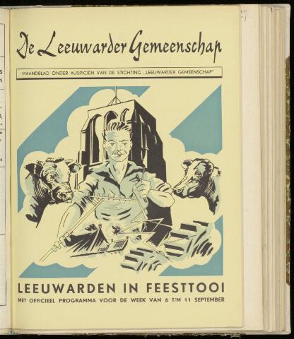 Leeuwarder Gemeenschap 1954-08-01